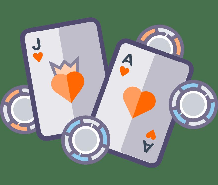 Los 98 mejores sitios de Casino de Blackjack en línea en Chile