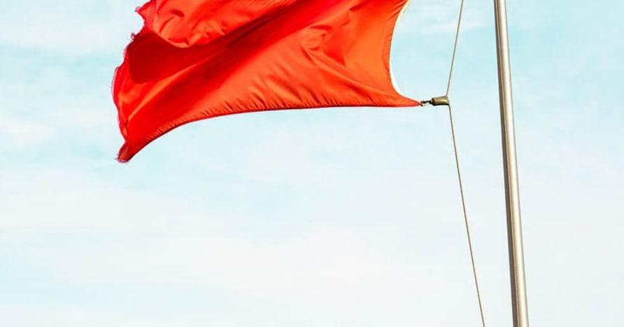 Grandes banderas rojas que indican estafas de casino en línea