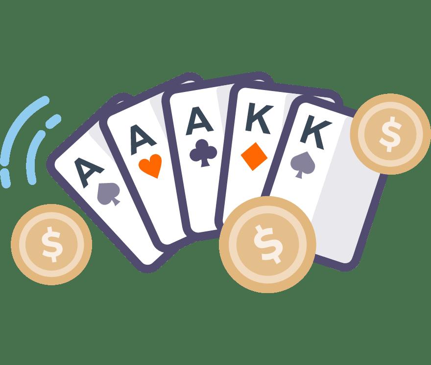 Los 79 mejores sitios de Casino de Póker en línea en Chile