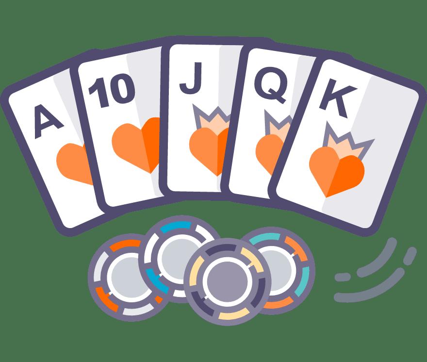 Los 28 mejores sitios de Casino de Texas Holdem en línea en Chile